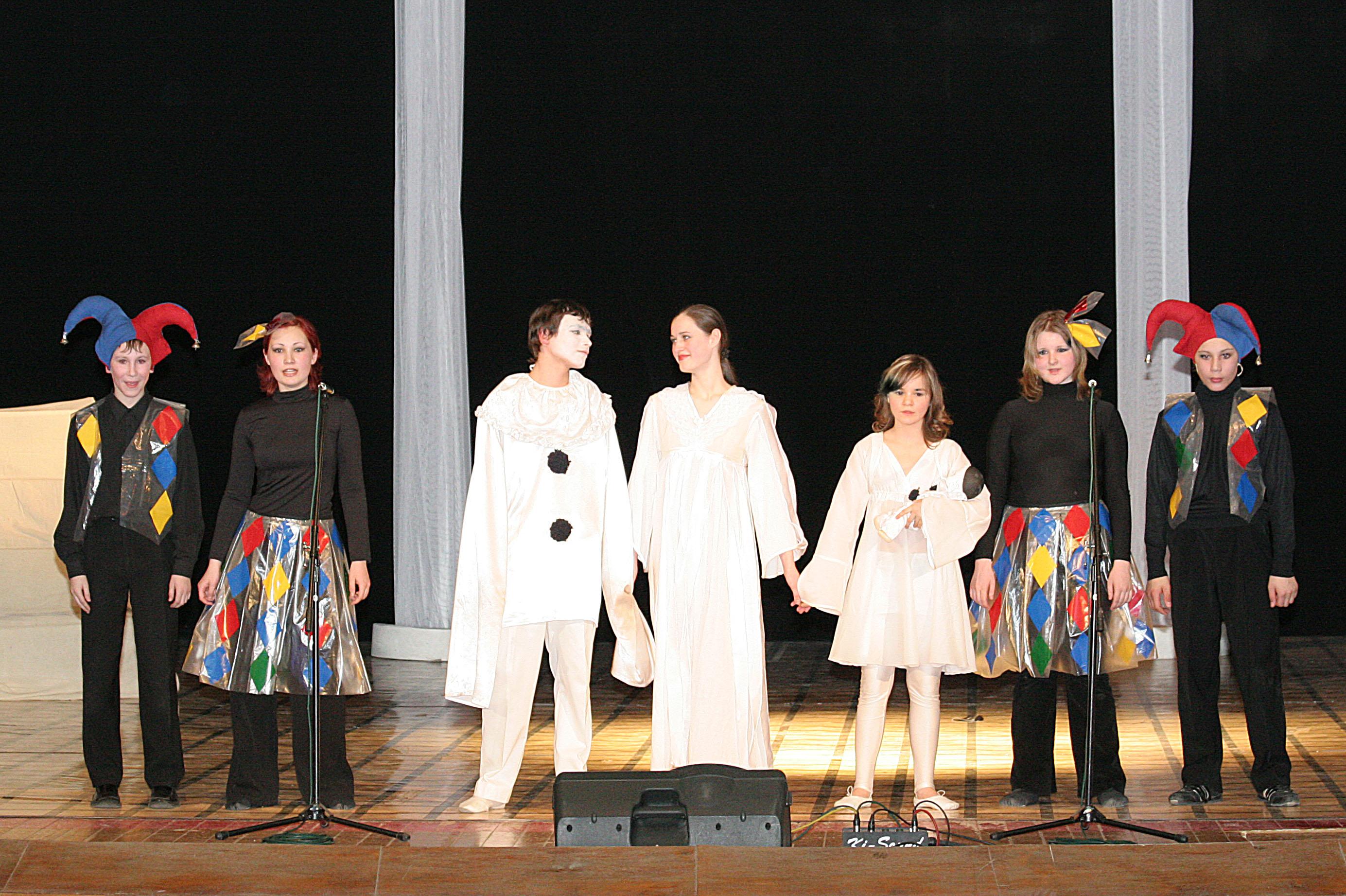 Театр - студия «Карусель»
