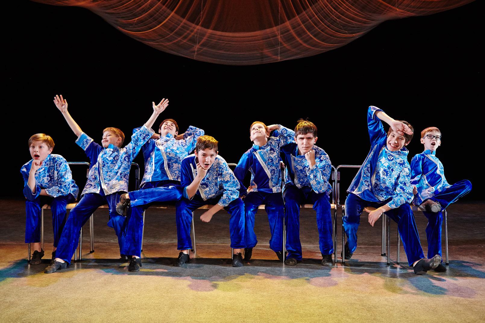 Группа эстрадного танца «NEXT»