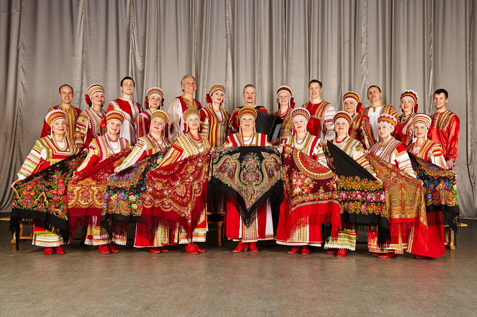 Народный ансамбль русской песни «Сказы»